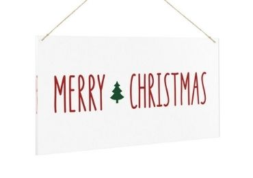 custom Acrylic Christmas Signs wholesale manufacturer and supplier in China