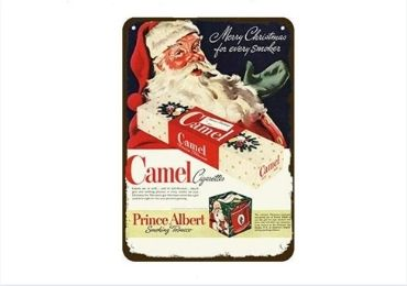 custom Advertising Christmas Signs wholesale manufacturer and supplier in China
