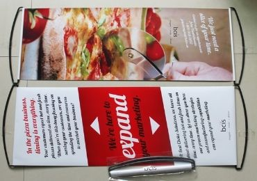 custom Advertising Scrolling Banner wholesale manufacturer and supplier in China