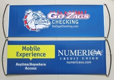 custom Affordable Handheld Banner wholesale manufacturer and supplier in China