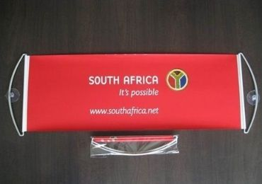 custom Africa Sports Cheer Banner wholesale manufacturer and supplier in China
