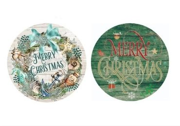 custom Amazon Christmas Signs wholesale manufacturer and supplier in China