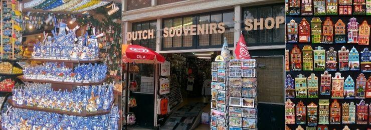 Amsterdam Souvenir Shop