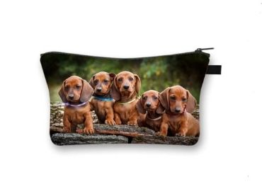 custom Animal Cosmetic Bag wholesale manufacturer and supplier in China