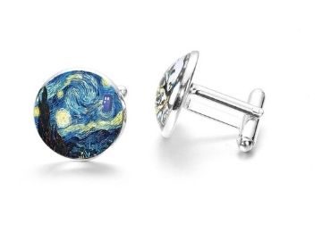 custom Artist Cufflinks wholesale manufacturer and supplier in China