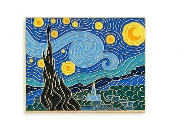 custom Artist Enamel Pin wholesale manufacturer and supplier in China
