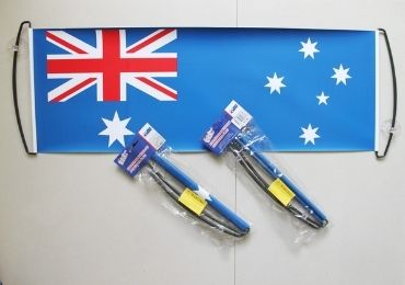 custom Australia Cheering Banner wholesale manufacturer and supplier in China