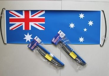 custom Australia Football Banner wholesale manufacturer and supplier in China