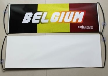 custom Belgium Election Banner wholesale manufacturer and supplier in China