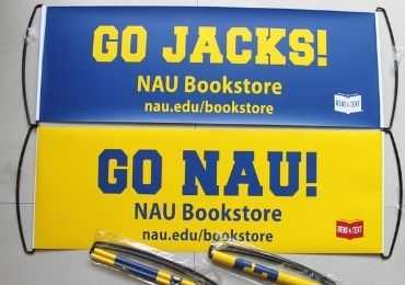 custom Bookstore Promotional Banner wholesale manufacturer and supplier in China