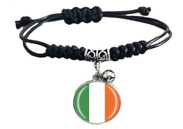 custom Bracelet Ireland Travel Souvenir wholesale manufacturer and supplier in China