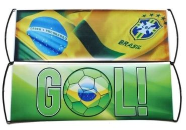 custom Brazil Football Banner wholesale manufacturer and supplier in China