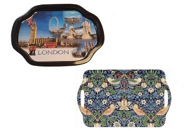 custom Britain Printed Souvenir Tray wholesale manufacturer and supplier in China
