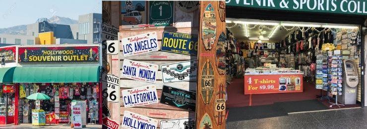California Souvenir Shop