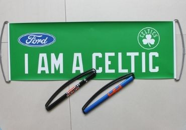 custom Celtic Basketball Banner wholesale manufacturer and supplier in China