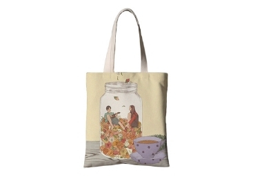 custom Cheap Cotton Tote Bag wholesale manufacturer and supplier in China