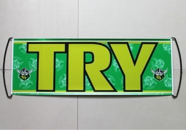 custom Cheering Advertising Banner wholesale manufacturer and supplier in China