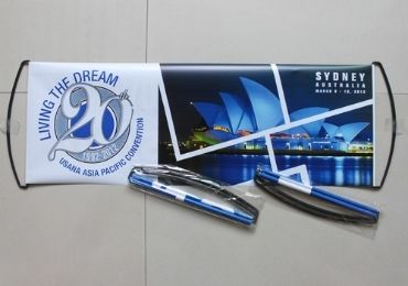 custom Cheering Mini Promotional Banner wholesale manufacturer and supplier in China