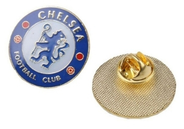custom Chelsea Lapel Pin wholesale manufacturer and supplier in China