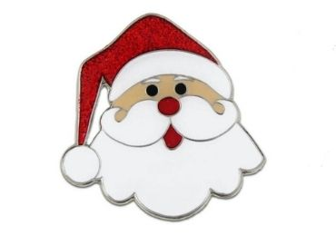 custom Christmas Enamel Lapel Pin wholesale manufacturer and supplier in China