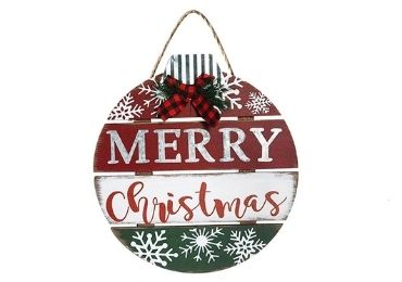 custom Christmas Hang Signs wholesale manufacturer and supplier in China