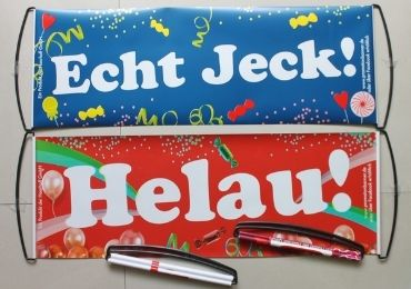 custom Christmas Promotional Banner wholesale manufacturer and supplier in China