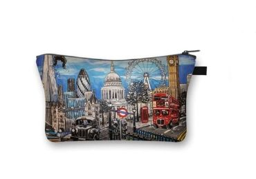 custom City Cosmetic Bag wholesale manufacturer and supplier in China