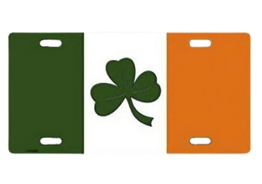 custom Clover Ireland License Plate wholesale manufacturer and supplier in China
