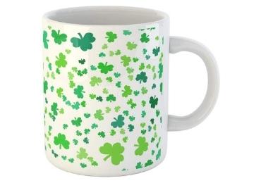 custom Clover Ireland Souvenir Mug wholesale manufacturer and supplier in China