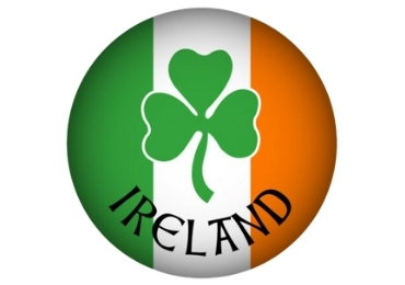 custom Clover Ireland Souvenir Pin wholesale manufacturer and supplier in China