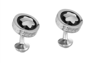 custom Crystal Silver Cufflinks wholesale manufacturer and supplier in China
