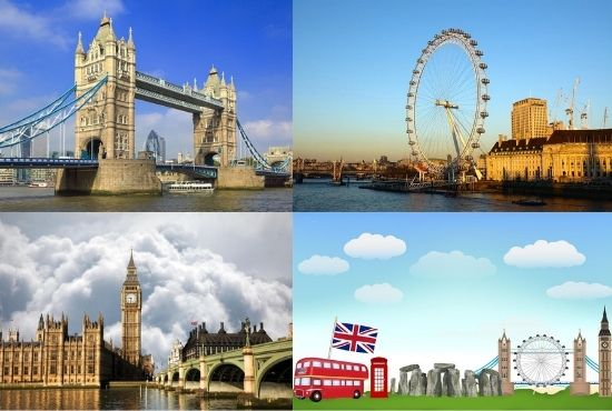 Custom England UK Souvenirs Wholesale Manufacturer in China