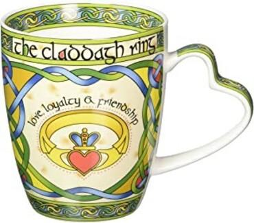 Custom Irish Ceramic Mug wholesale manufacturer and supplier in China