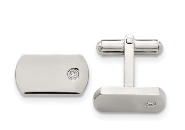 custom Diamond Cufflinks wholesale manufacturer and supplier in China
