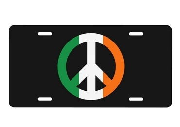 custom Dublin Souvenir License Plate wholesale manufacturer and supplier in China