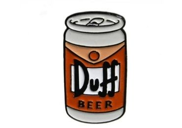 custom Duff Enamel Lapel Pin wholesale manufacturer and supplier in China