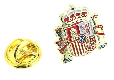 custom Enamel Spain Souvenir Pin wholesale manufacturer and supplier in China