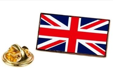 custom England Flag Pin wholesale manufacturer and supplier in China