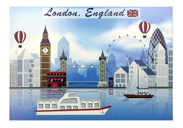 custom England Souvenir Acrylic Sign wholesale manufacturer and supplier in China