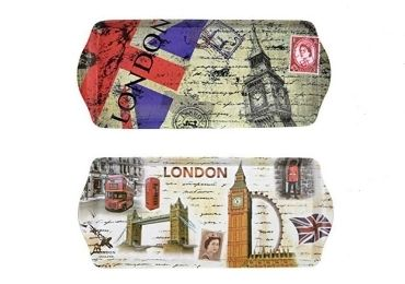 custom England Souvenir Metal Tray wholesale manufacturer and supplier in China
