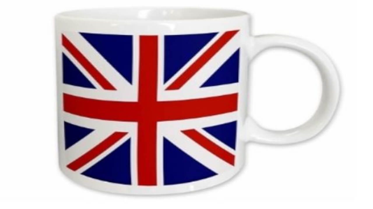 custom England Souvenir Mug wholesale manufacturer and supplier in China