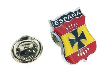 custom Espana Souvenir Metal Pin wholesale manufacturer and supplier in China