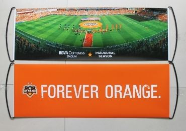 custom Event Football Banner wholesale manufacturer and supplier in China