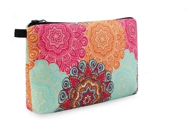 custom Flower Cosmetic Bag wholesale manufacturer and supplier in China