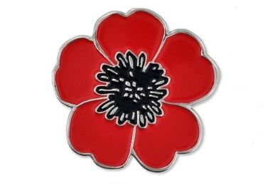 custom Flower Enamel Lapel Pin wholesale manufacturer and supplier in China