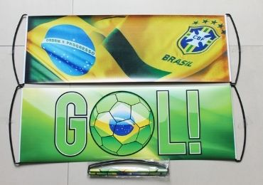 custom Football Fan Banner wholesale manufacturer and supplier in China