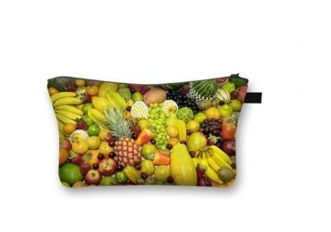 custom Fruit Cosmetic Bag wholesale manufacturer and supplier in China