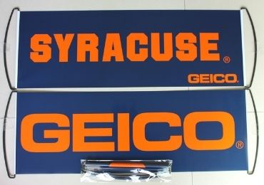 custom GEICO Promotional Banner wholesale manufacturer and supplier in China