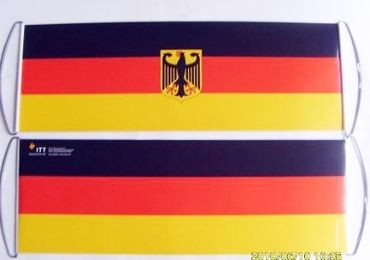 custom Germany Sports Banner wholesale manufacturer and supplier in China