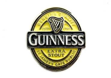 custom Guinness Enamel Lapel Pin wholesale manufacturer and supplier in China